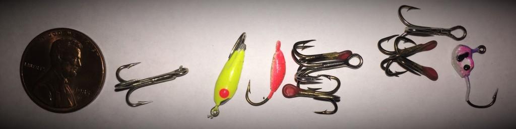 Whitefish hooks