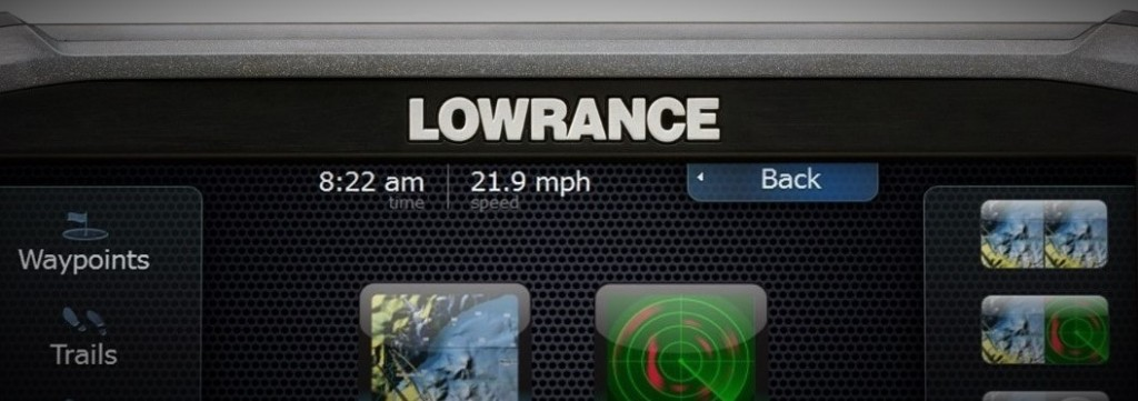 Lowrance HDS-9 Gen2 Touch Insight